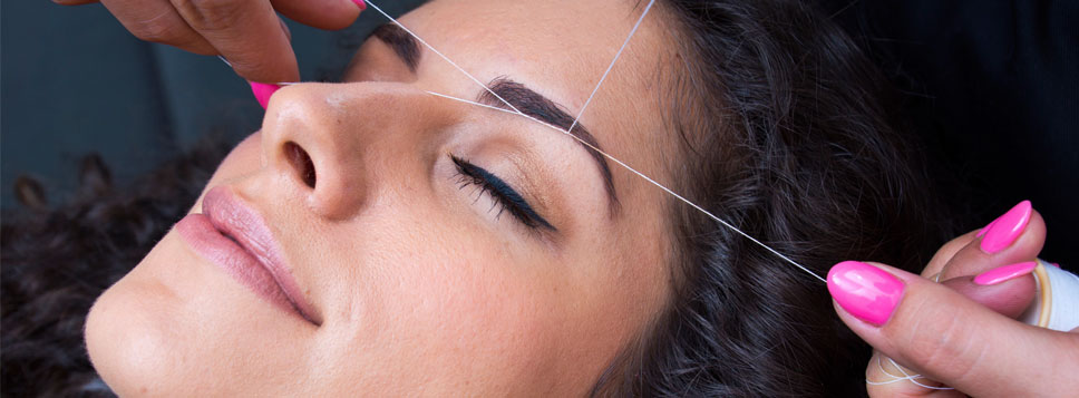 Services For Facial Threadingeyebrow Threading Threading Diva